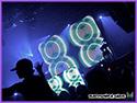 Deadmau5, Kaskade, & Calvin Harris @ Roseland NYC, 10.30.2010