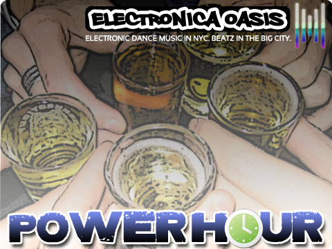 Electronica Oasis Power Hour Vol. 1