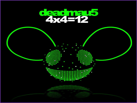 4x4121 ALBUM PREVIEW: Deadmau5: 44=12
