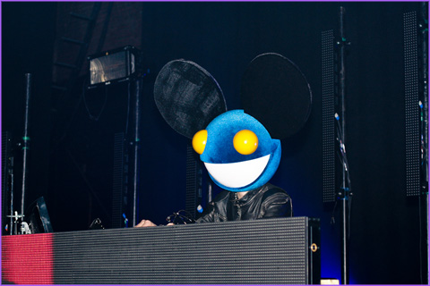 deadmau5 Deadmau5   Get In The Cart, Pig.