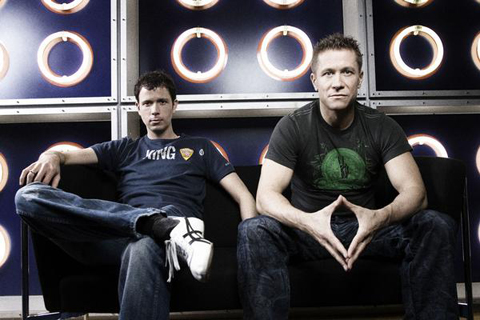 BBC Radio 1 Essential Mix - Cosmic Gate