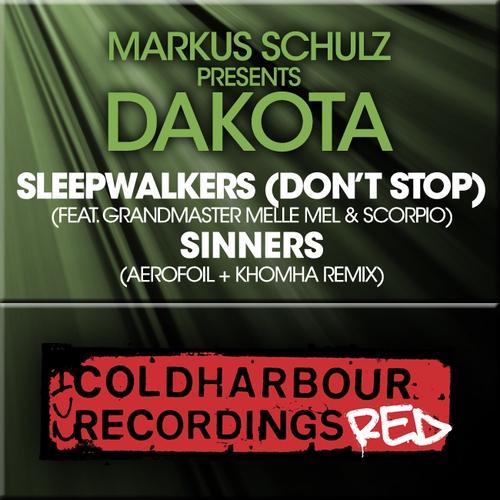 Markus Schulz presents Dakota - Sleepwalkers