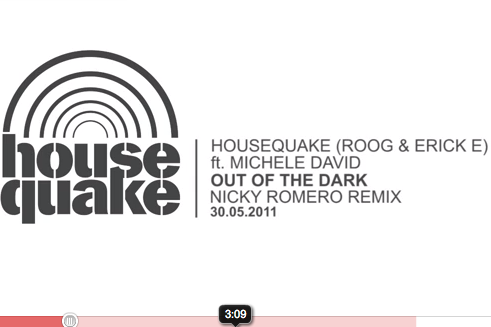 house quake Housequake feat. Michele David   Out Of The Dark (Nicky Romero Remix)