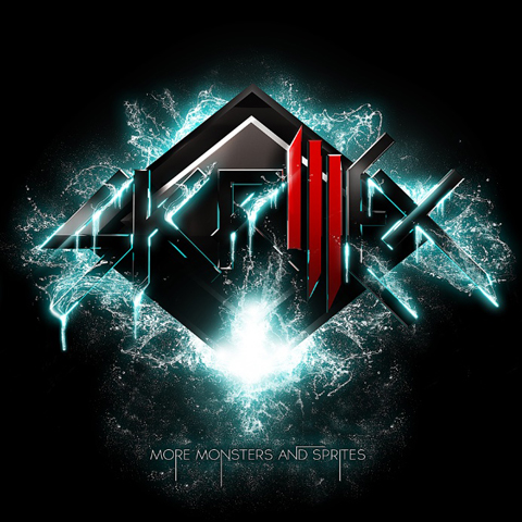 skrillex Skrillex   More Monster and Sprites EP