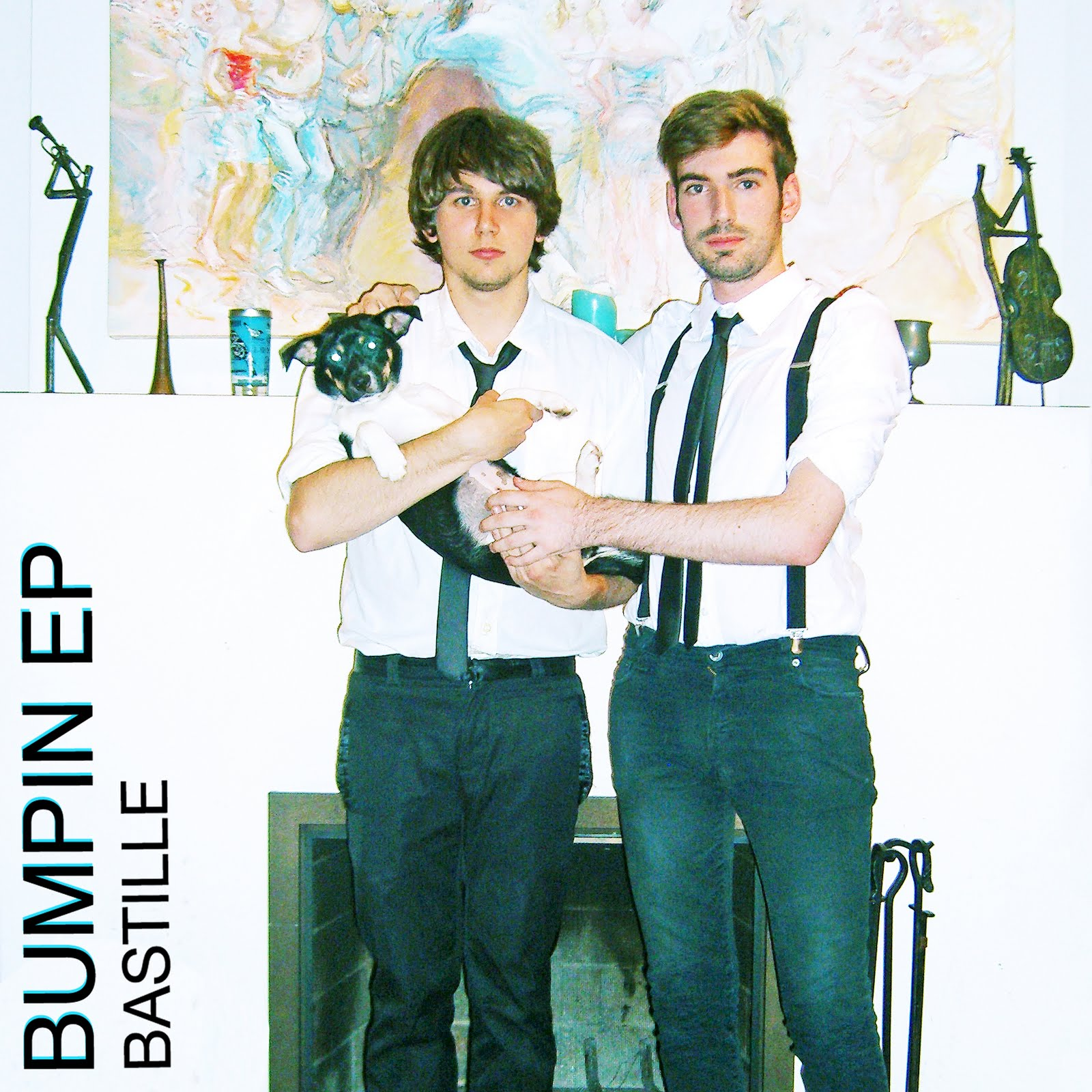 Bastille - BUMPIN EP