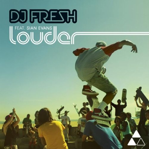 DJ Fresh ft. Sian Evans Louder Hardwell Remix PREVIEW: DJ Fresh ft. Sian Evans   Louder (Hardwell Remix)