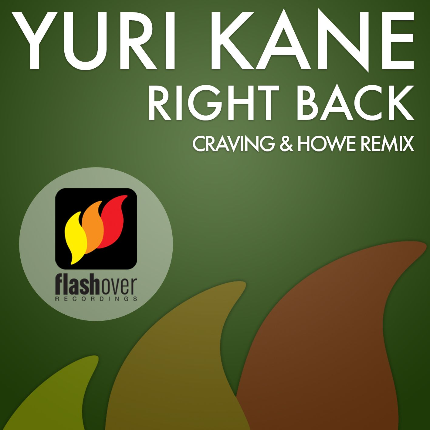 Yuri Kane - Right Back (Craving & Howe Remix)