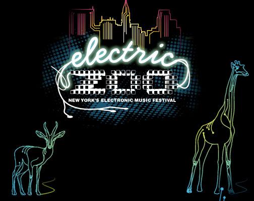 NEWS: Electric Zoo Festival Set Times