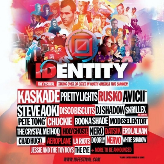 real id EO Ticket/Headphones Giveaway: Identity Festival in Holmdel, NJ