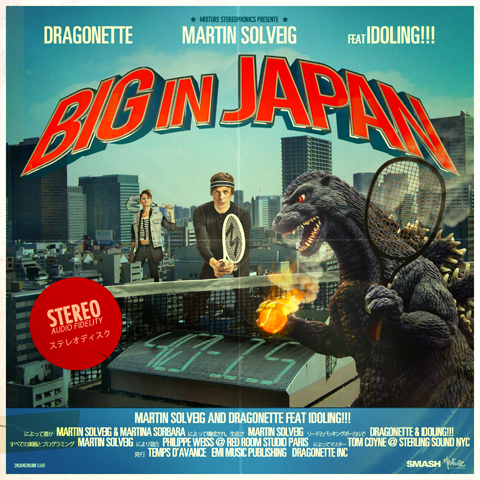 martinsolveig Martin Solveig   Big In Japan (Original Mix)