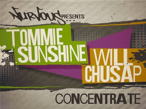 reckless4 Tommie Sunshine & Will Chusap   Concentrate