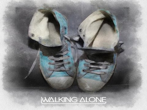 walking alone Dirty South & Those Usual Suspects Feat. Erik Hecht   Walking Alone
