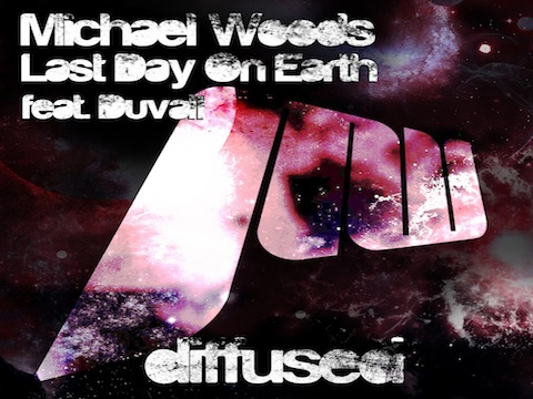 artworks 000013991522 6tjd4m original PREVIEW: Michael Woods feat. Duvall   Last Day On Earth