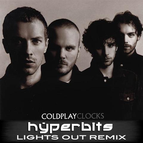 Clocks Lights Out Remix Coldplay   Clocks (Hyperbits Lights Out Remix)