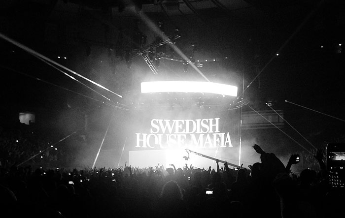 SHM 1 REVIEW: Swedish House Mafia Does NYC