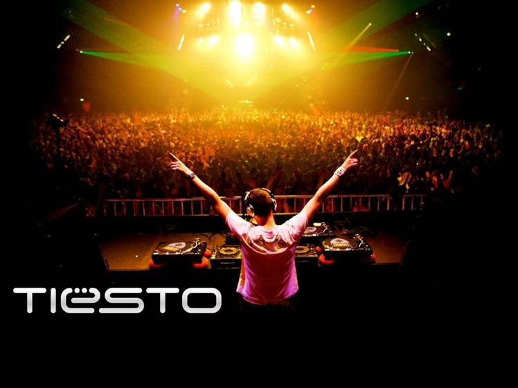 Tiesto3 EVENT: Tisto Live Stream from RIO