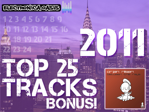 between the rays copy Top 25 Tracks of 2011 Countdown: Bonus! Orjan Nilsen   Between the Rays
