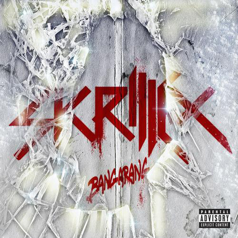 skrillexbangarang Skrillex   Bangarang EP
