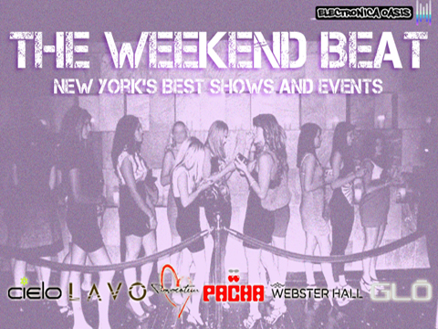 the weekend beta1 The Weekend Beat 12/7   12/13