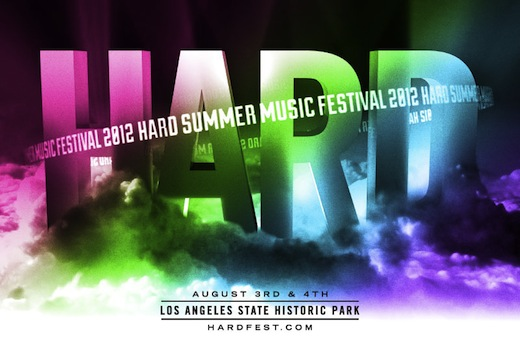Hard Summer NEWS: Hard Summer Announces 2 Day LA Fest