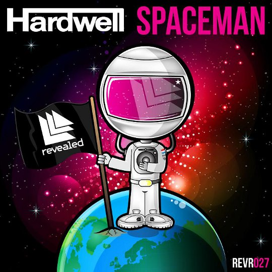  Hardwell   Spaceman