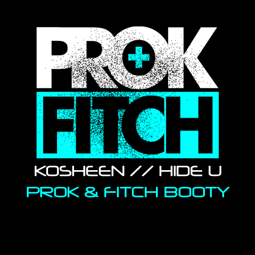 artworks 000015265057 dfwe9w original TECH TUESDAYS: Kosheen   Hide You (Prok & Fitch Booty)