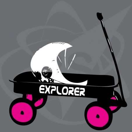 new ex Eric Sharp   The Explorer EP