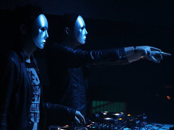 Knife Party Unison
