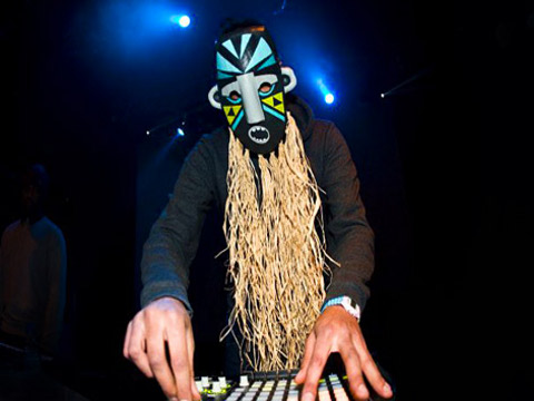 break sbtrkt live The Masked Men Of EDM