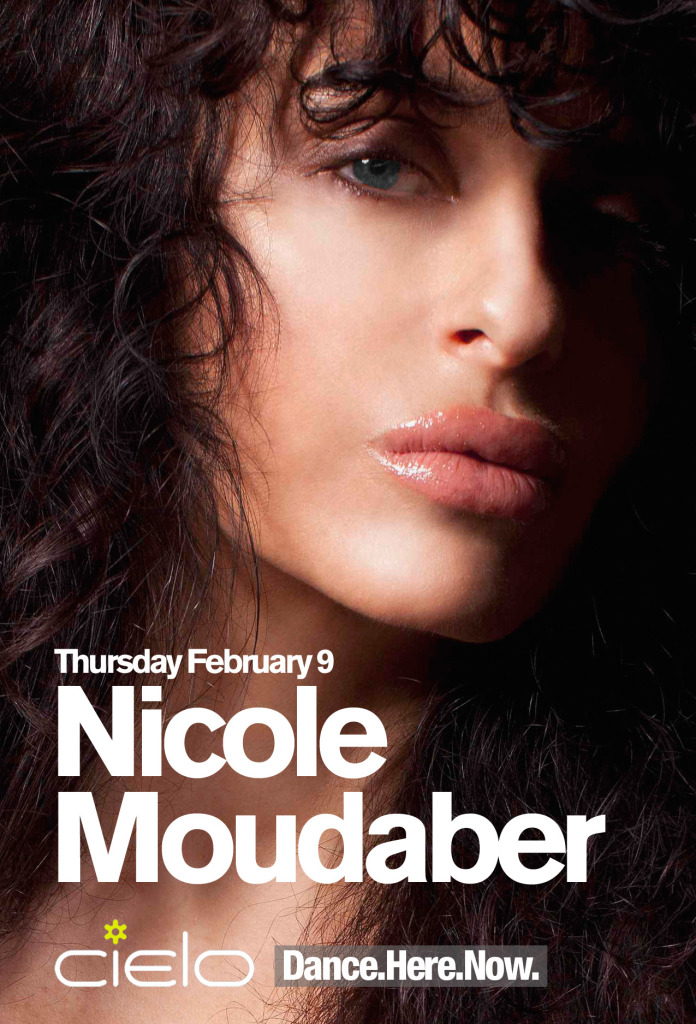 CONTEST: Win 2 Tickets to Nicole Moudaber @ Cielo 02.09.2012
