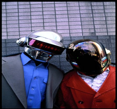 daft punk The Masked Men Of EDM
