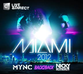 image001 Cr2 Records   MYNC & Nicky Romero Miami Mix 2012