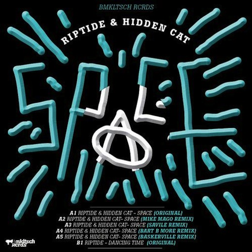 51146341 RipTide & Hidden Cat   Space EP