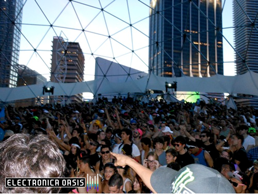 BAO Dome REVIEW: Ultra Music Festival Day 2