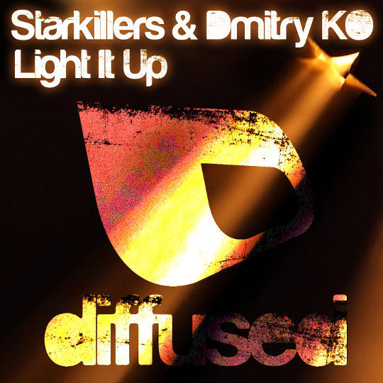 Starkillers & Dmitry KO – Light It Up