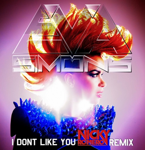 PREVIEW: Eva Simons   I Dont Like You (Nicky Romero Remix)