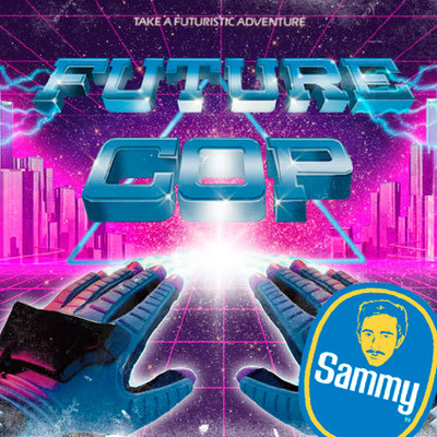 Futurecop!   Into The Future (Sammy Bananas Strobelight Remix)