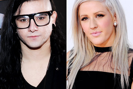 skrillex NEWS: Skrillex, Ellie Goulding, Ingrosso & Angello Collaborate On New Track