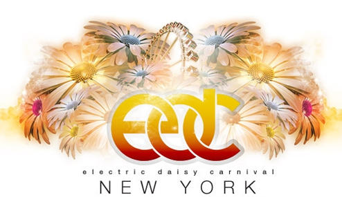 edc1 NEWS: Electric Daisy Carnival NY Set Times Announced!