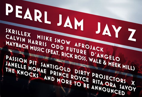 madeinamericalineup NEWS: Jay Zs Made In America Festival Went On Sale Today