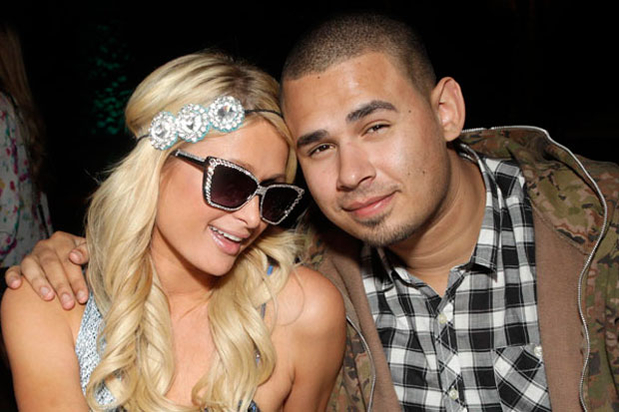 parisafro NEWS: Afrojack Breaks Up With Paris Hilton