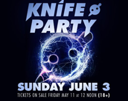 8o82ff6wfv37nqk2y5k REVIEW: Knife Party 6/3 @ Beekman Beer Garden