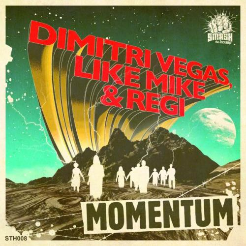 Momentum PREVIEW: Dimitri Vegas & Like Mike   Momentum (Yves V vs. Wolfpack DJMAG Remix)