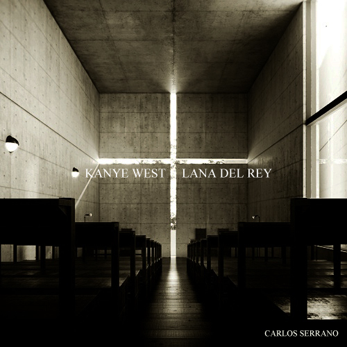 carlosserrano Kanye West vs. Lana Del Rey   Coming To Die (Carlos Serrano Mix)