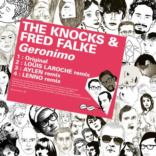 Geronimo The Knocks & Fred Falke   Geronimo EP