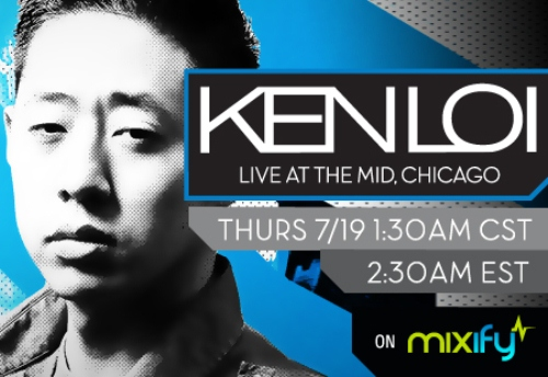 Ken Loi EVENT: Ken Loi Livestream TONIGHT Direct From The Mid