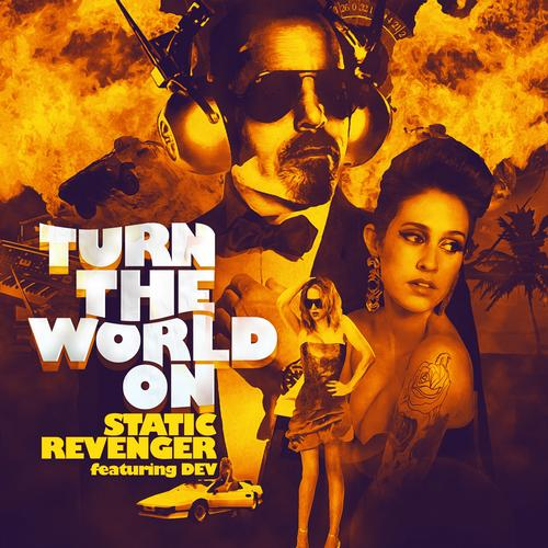 Dev Static Revenger Feat. Dev   Turn The World On (TheFatRat Remix)