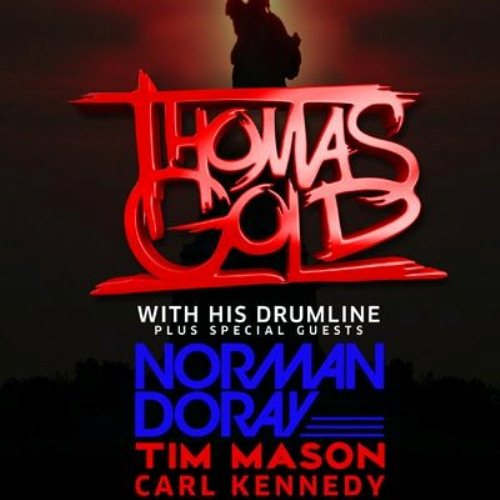 TG Flyer REVIEW: Thomas Gold Takes NYC Part Deux @ Governors Island 8.12