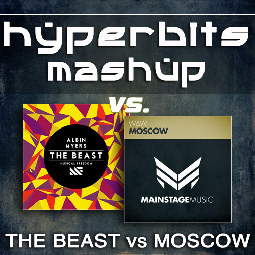 The Moscow Beast Albin Myers   The Beast vs. W&W   Moscow (Hyperbits Mashup)