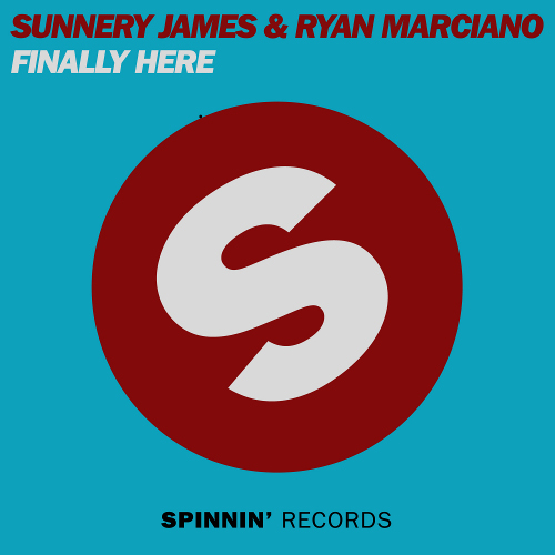 finallyheresjrm2 PREVIEW: Sunnery James & Ryan Marciano   Finally Here